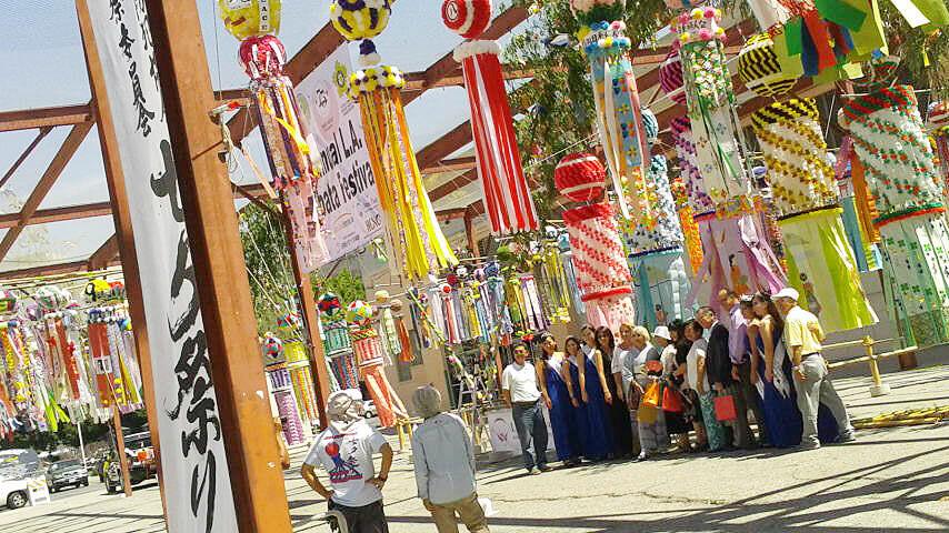 アメリカ(L.A.・ロサンゼルス七夕祭り) image07