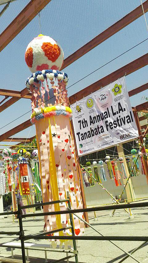 アメリカ(L.A.・ロサンゼルス七夕祭り) image08