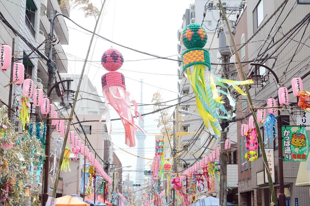 東京都(浅草かっぱ橋本通り) image01