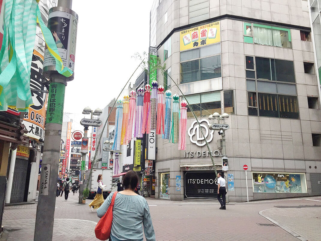 東京都(渋谷センター街) image09